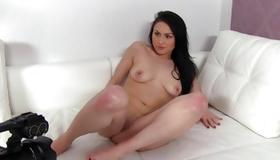 Precious young whore is drilled doggie style